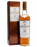 Macallan Sherry Oak 12YO